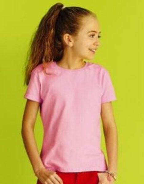 Meiteņu T krekls  ar LOGO