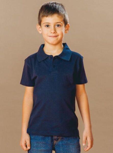 Slim Fit Polo krekls ar LOGO