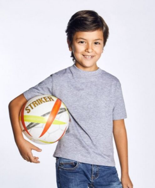 Premium klases T krekls ar LOGO