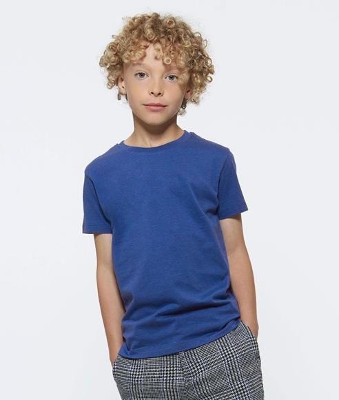 Organiskās kokvilnas T krekls Unisex ar LOGO