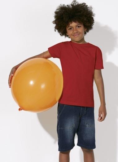 Organiskās kokvilnas T krekls Unisex
